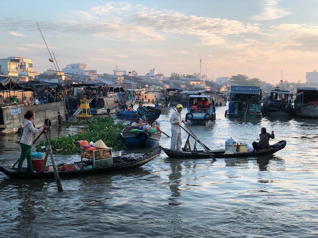 Mekong Delta day trip