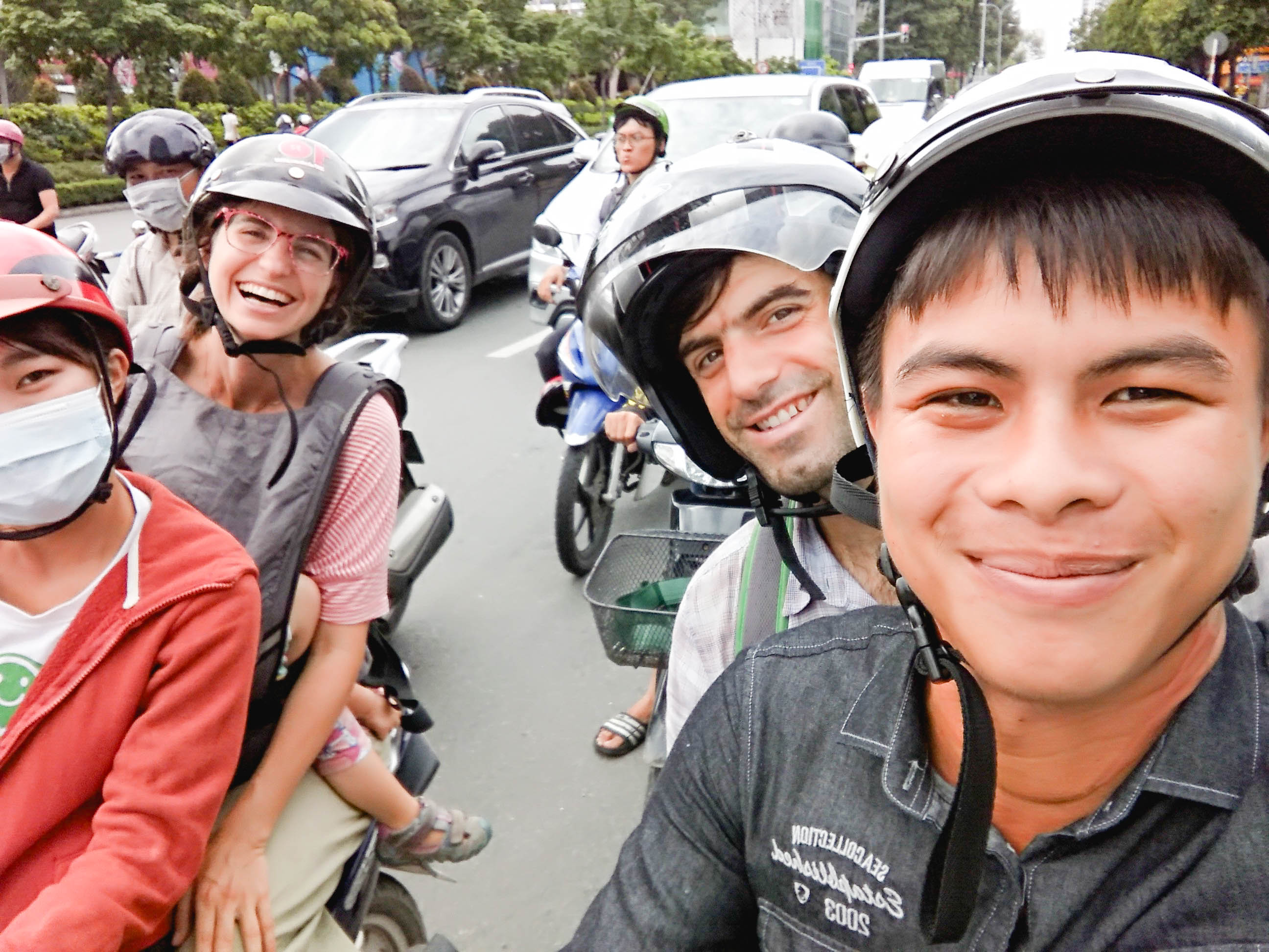 day tours in Ho Chi Minh city