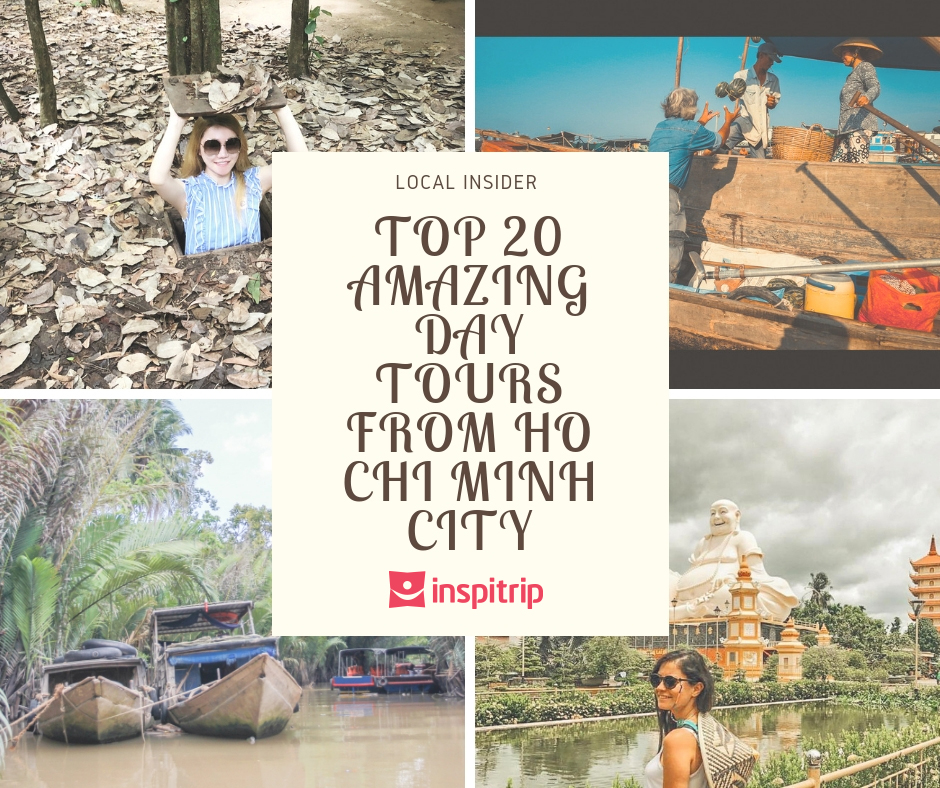 Top 20 amazing day tours from Ho Chi Minh City