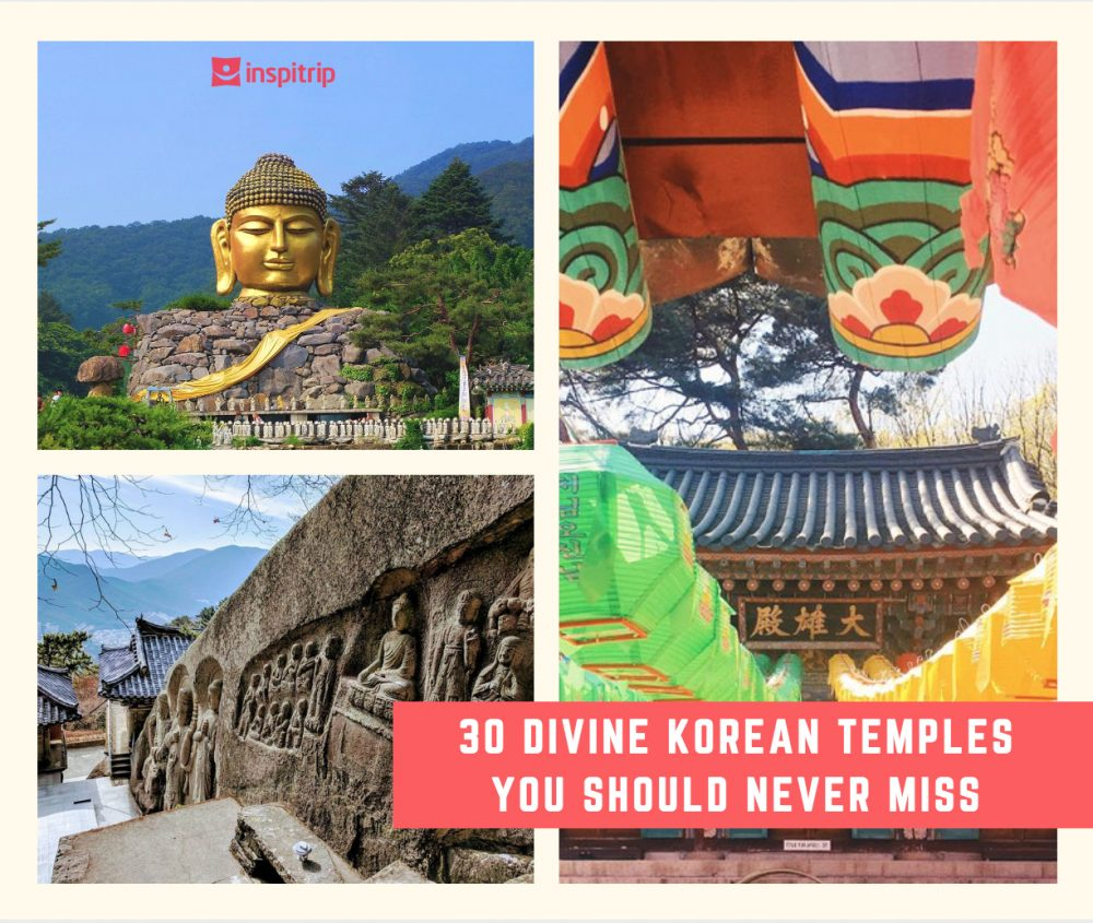 30 divine Korean temples you should visit at least once in your lifetime