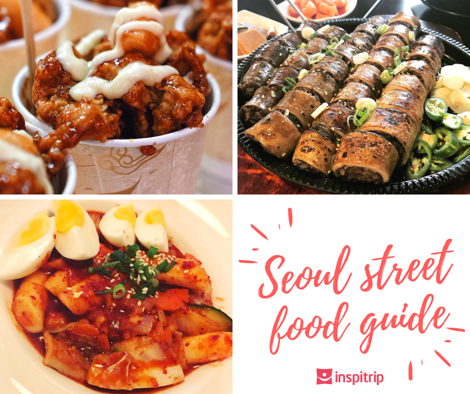 15 Must-try Korean Street Food in Seoul