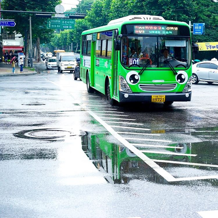 public transportation in Seoul