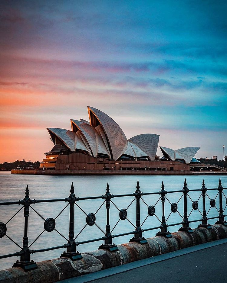 why you should travel to Australia