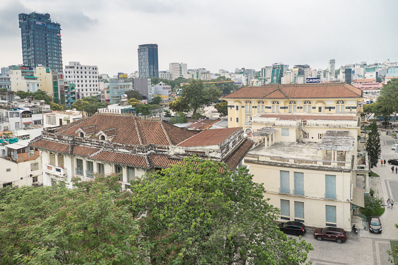 boutique hotels in hcmc