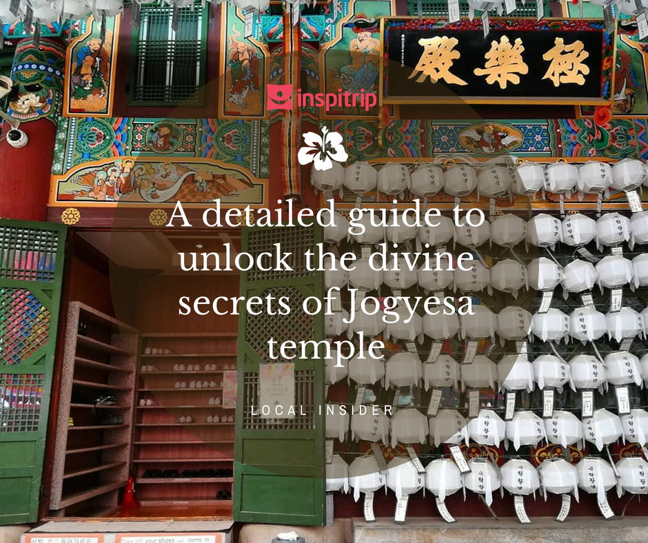 A detailed guide to unlock the divine secrets of Jogyesa temple