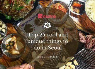 things to do around seoul