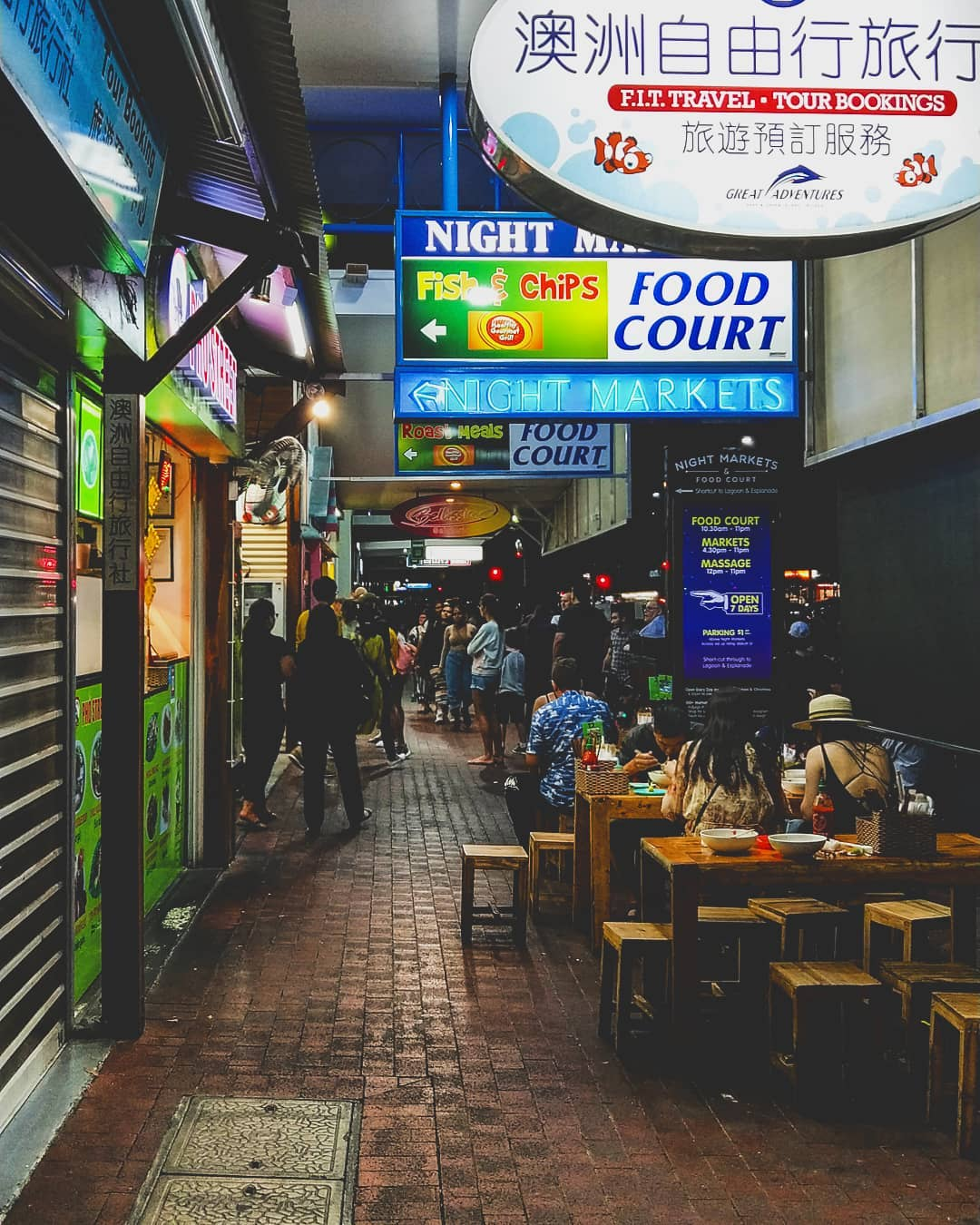 cairns nightlife