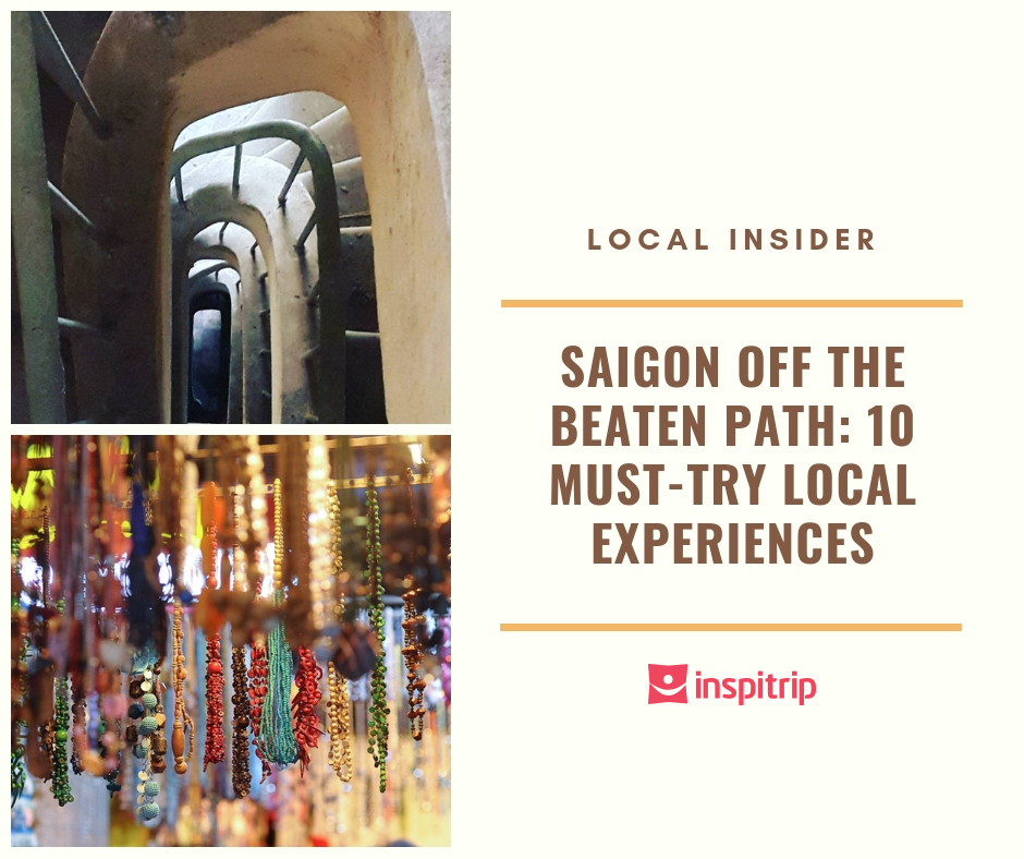 Saigon off the beaten path: 10 must-try local experiences