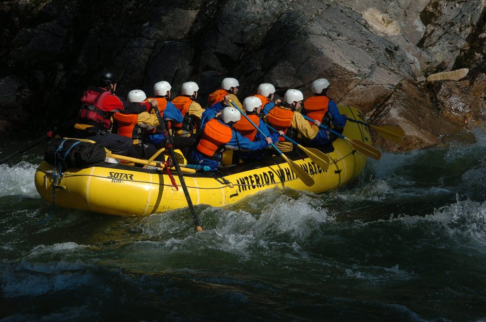 Are you ready to experience the Water Rafting in Cairns?