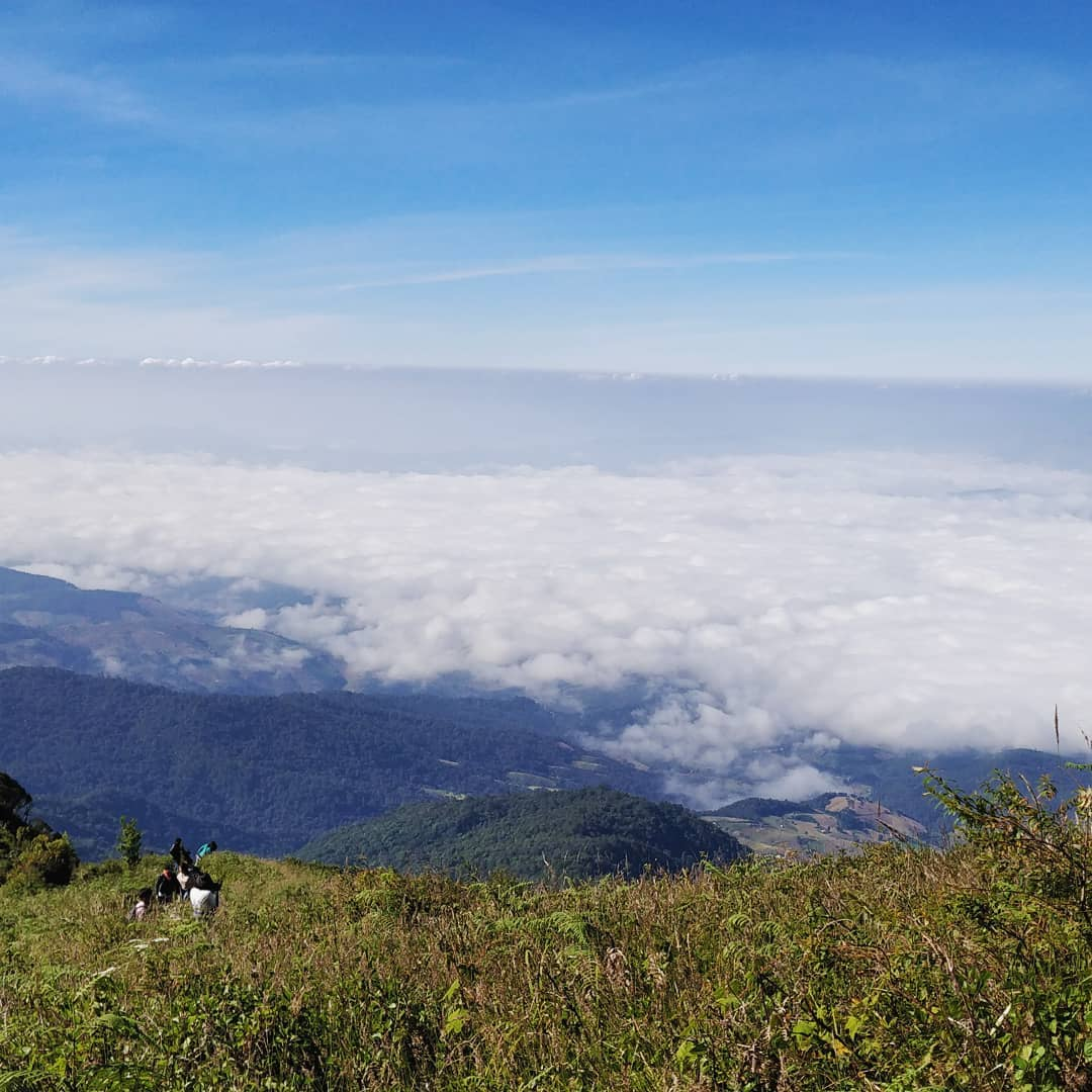 Doi Inthanon National Park detailed guide