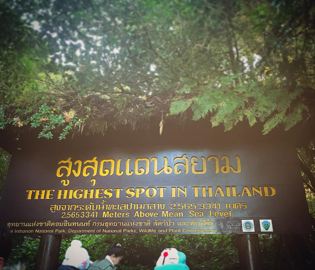 Detailed guide to Doi Inthanon National Park