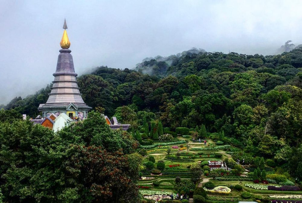 A detailed guide to Doi Inthanon National Park