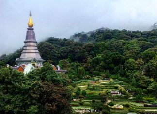 Doi Inthanon National Park detail guide