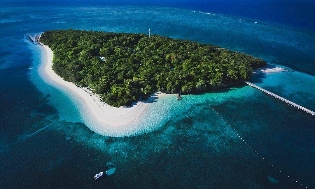 green islands cairns