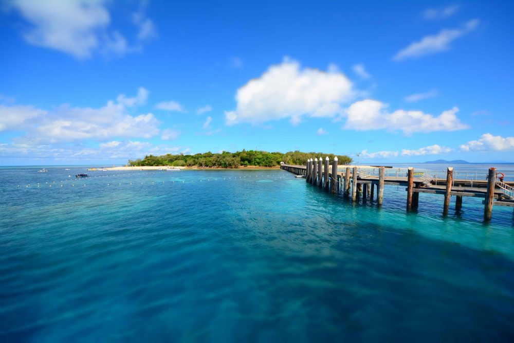 A Day Trip To Green Islands In Cairns