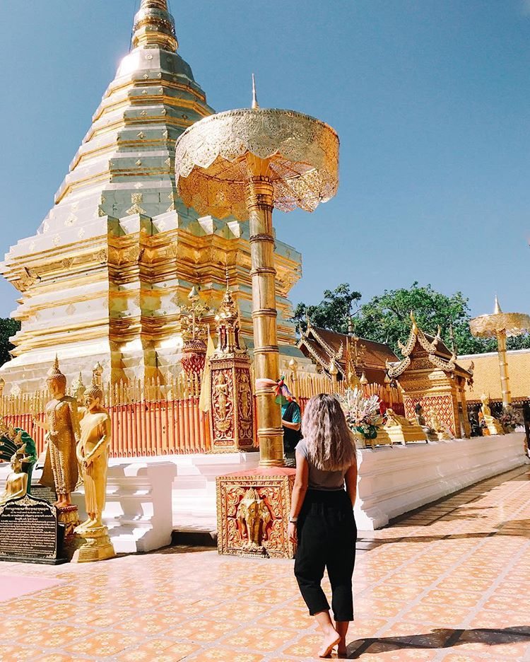 A detailed guide to visit Doi Suthep Mountains