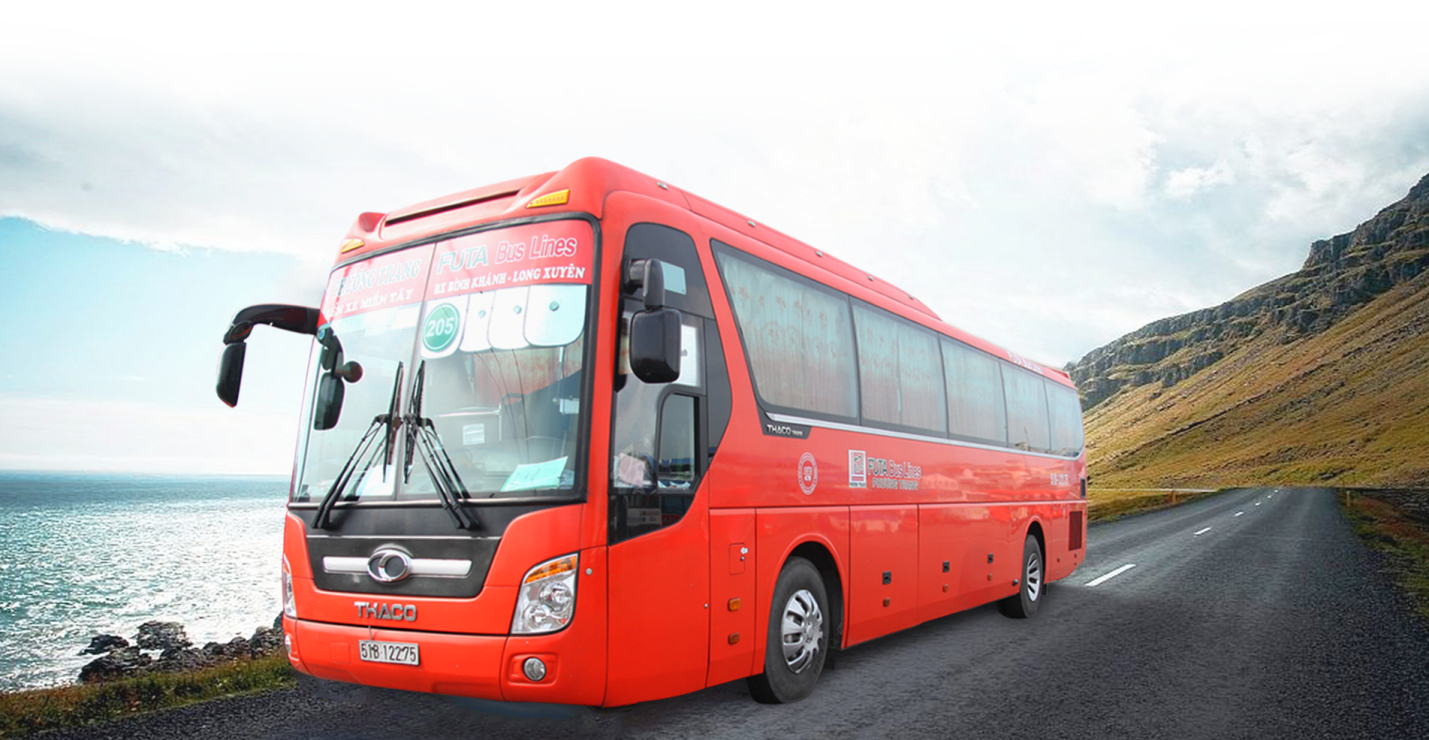 Futa Express is a recommended bus to Vung Tau