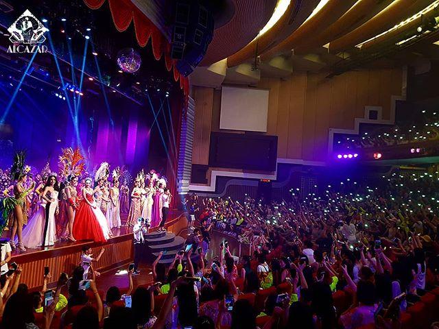 The Alcazar show's theater