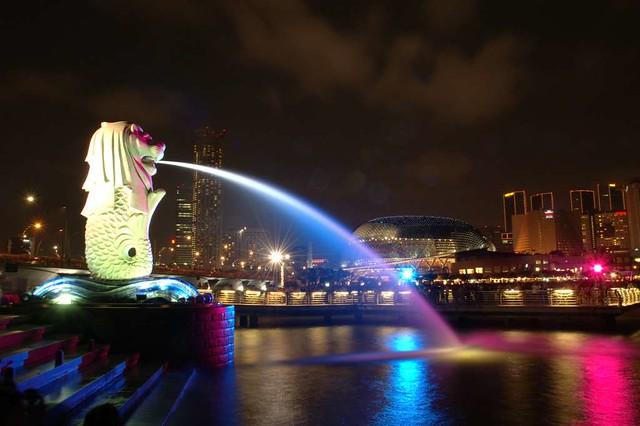 Merlion Statue in Singapore - Singapore itinerary