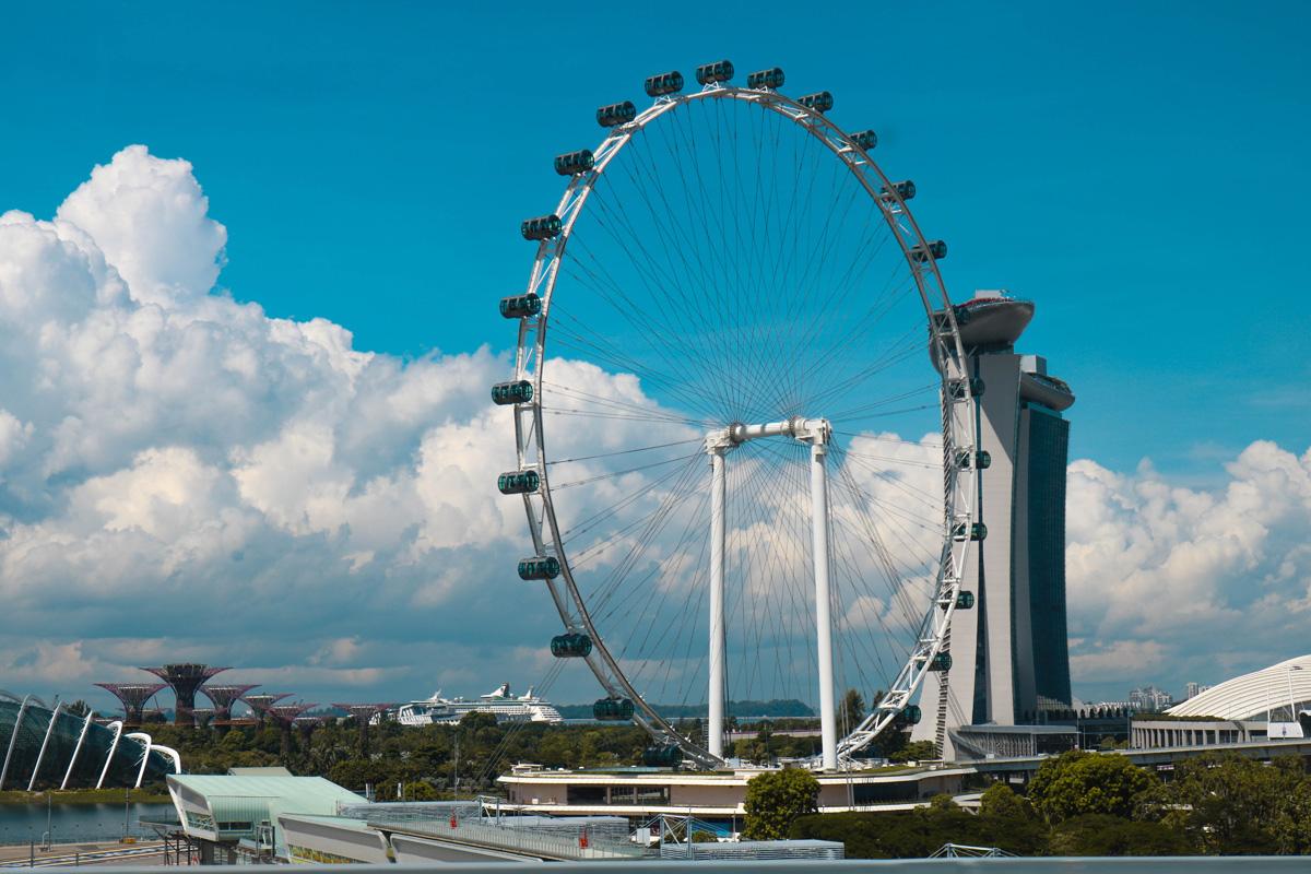 Travel to Singapore - Singapore Flyer