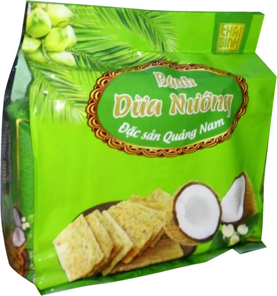 다낭 쇼핑리스트 코코넛 과자