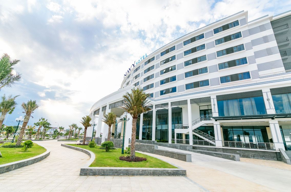 Navy Hotel Cam Ranh, Hotel reviews and Room rates