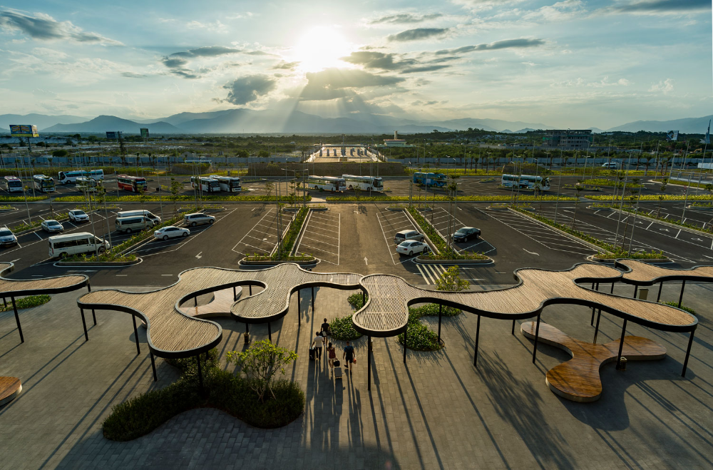 Cam Ranh International Airport by LJ-ASIA « Landscape Architecture ...