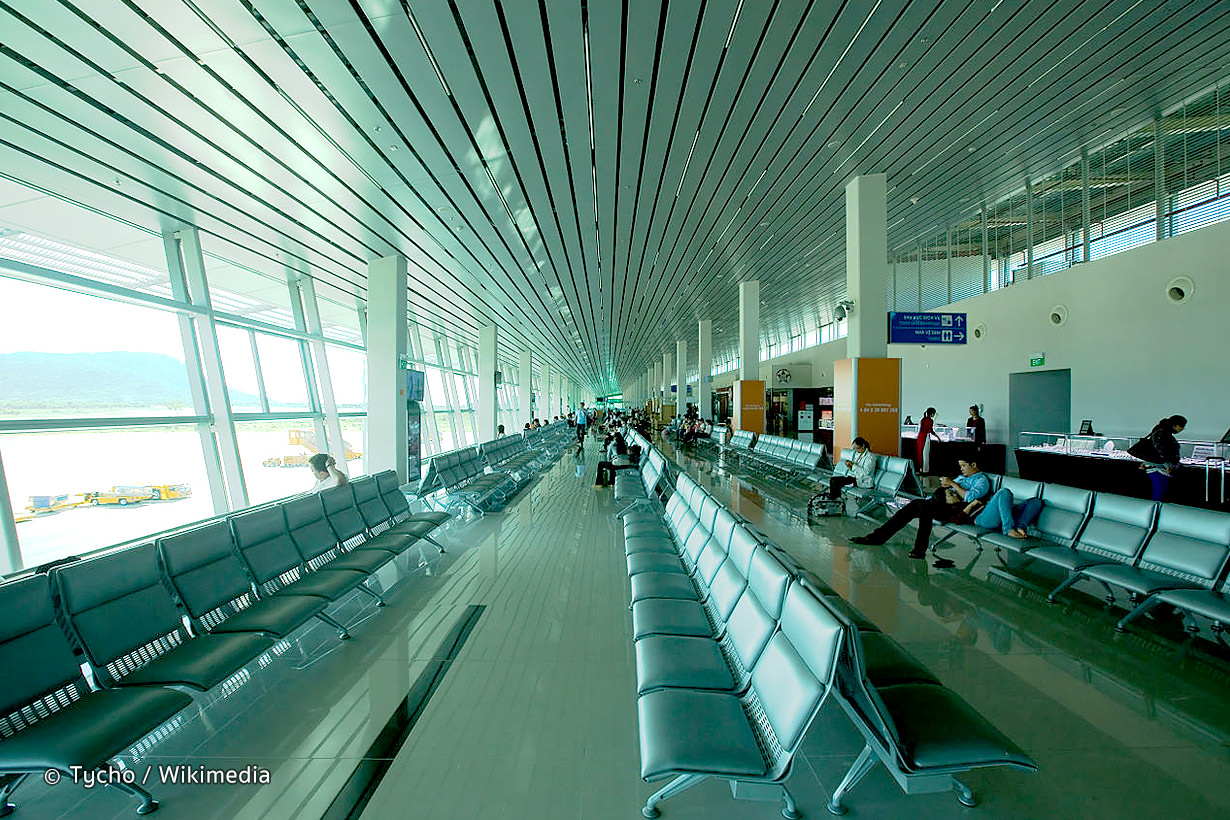 Phu Quoc Airport - Travel and Local Information Guide