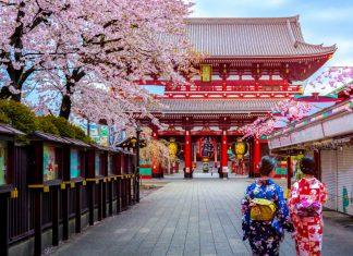 Chọn thời điểm để du lịch Nhật Bản tự túc
