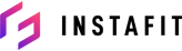 Logo instafit landing  1   1