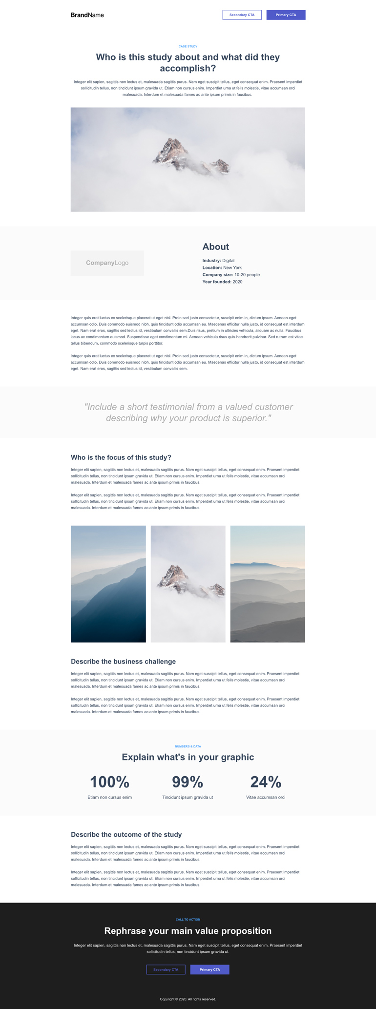 Case study landing page 3