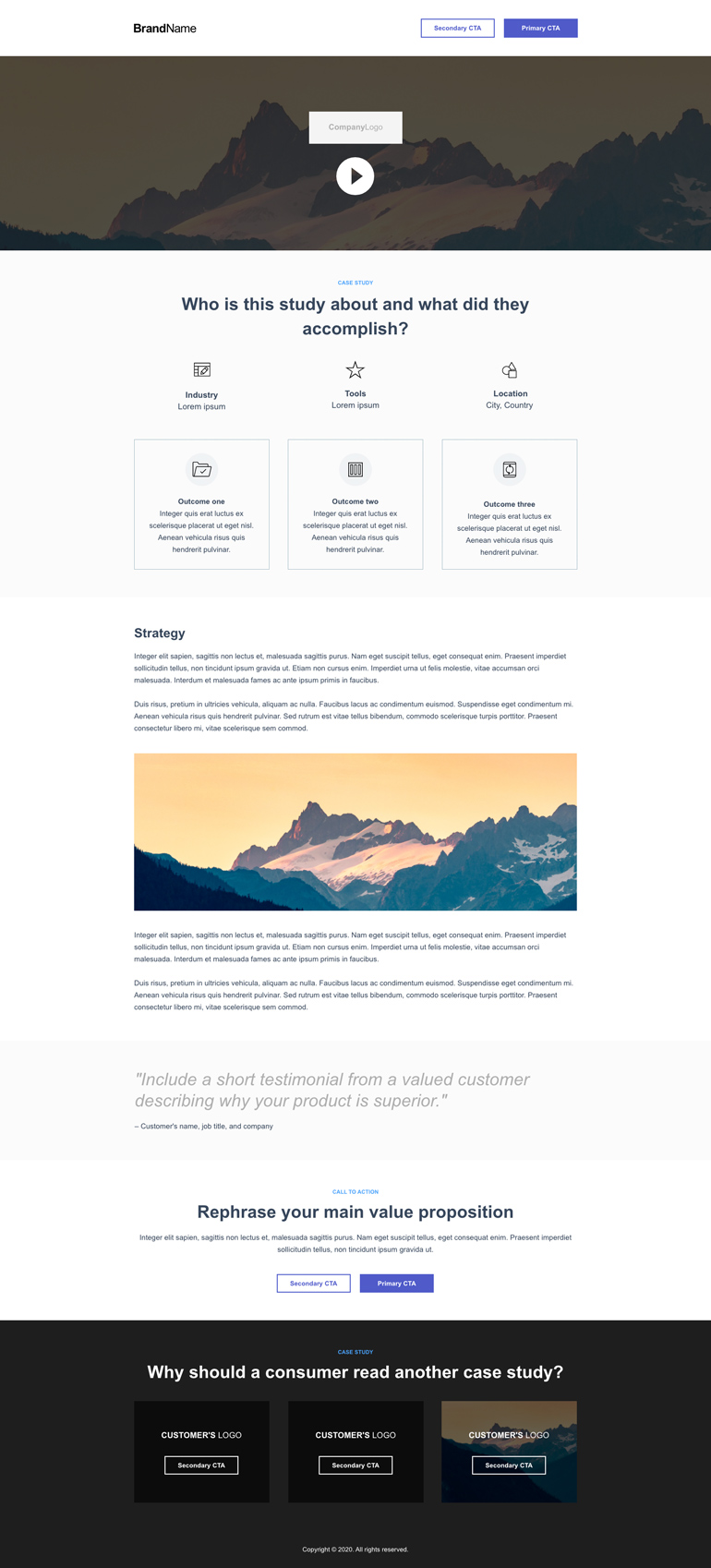 Case study landing page 2