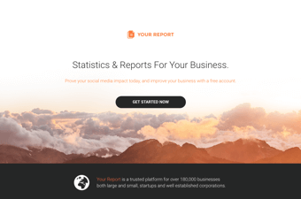 My Reports Saas
