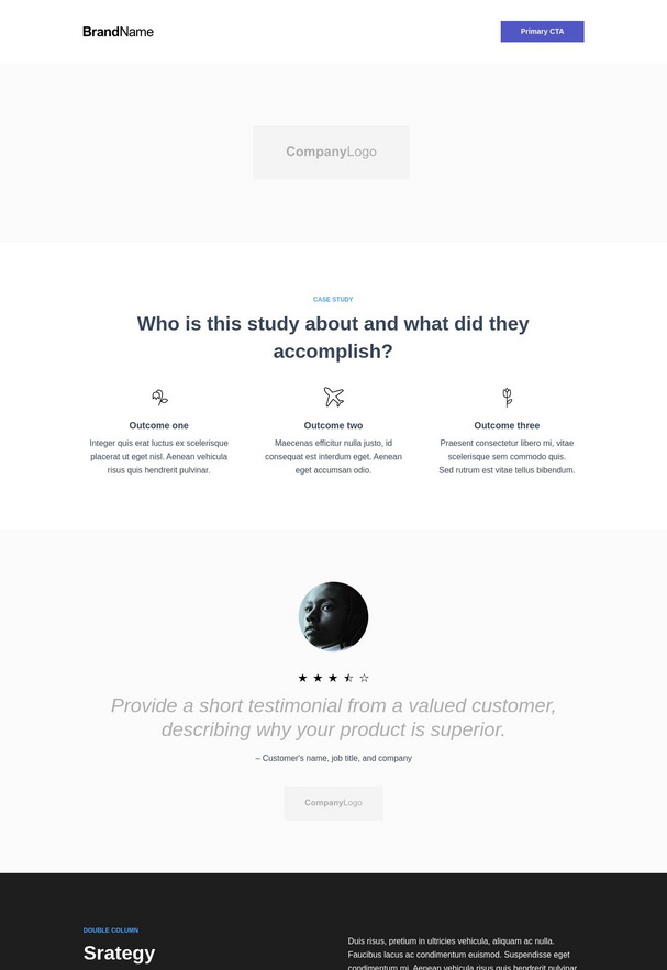 Case study landing page 4