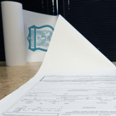 thermal paper for law enforcement