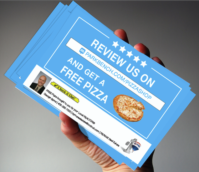 parkbench review card for REALTORS®