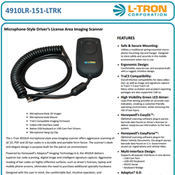 4910LR DL reader datasheet