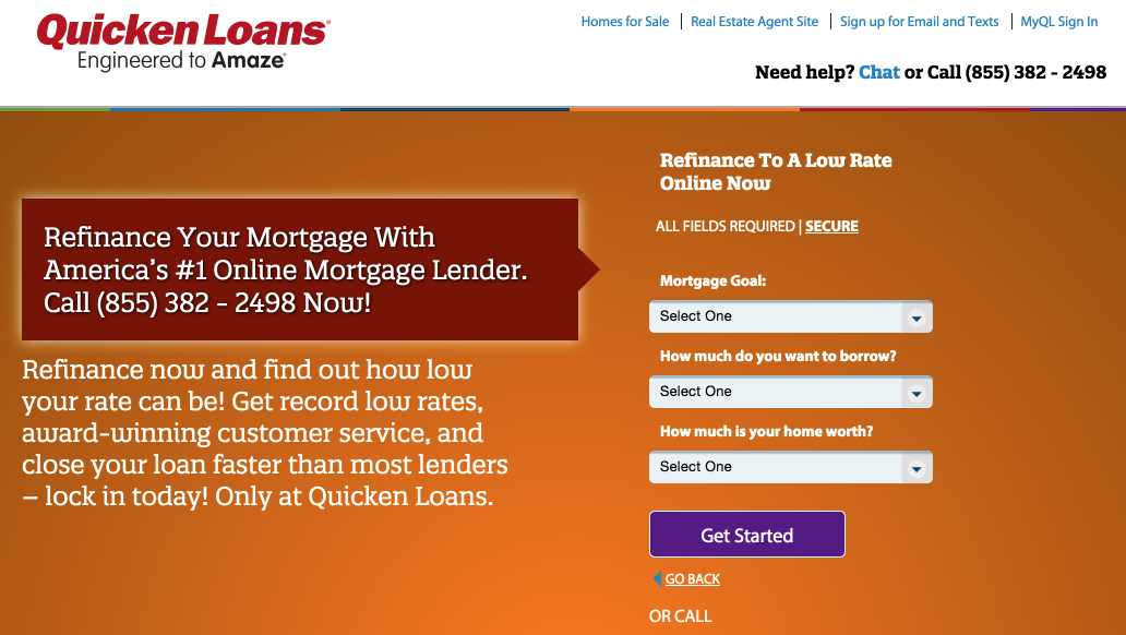 mortgage landing page templates Template – Mortgage Templates
