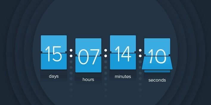 how to create a python countdown timer