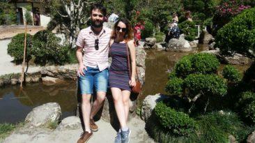 Instaviagem - Paulo e sua noiva