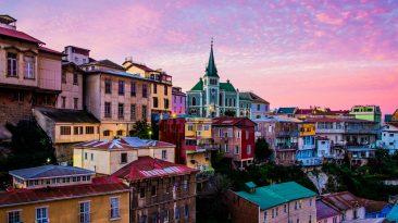 Valparaíso, Chile - Foto: Shutterstock