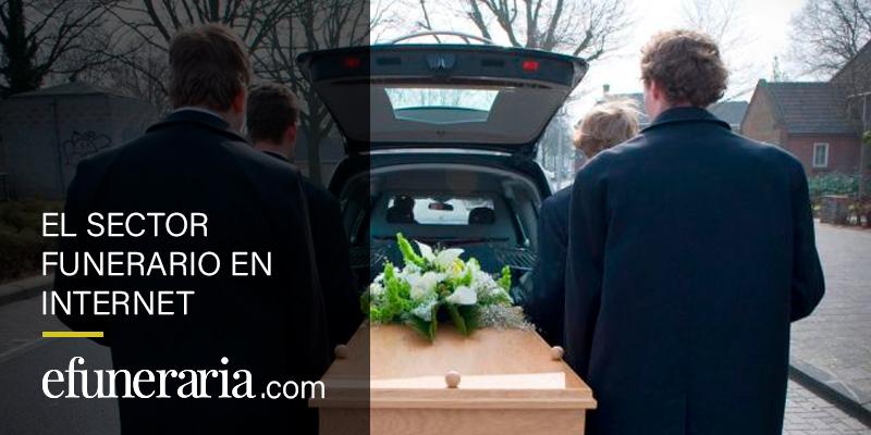 sector funerario en internet