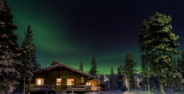 Op ontdekkingstocht naar Fins Lapland