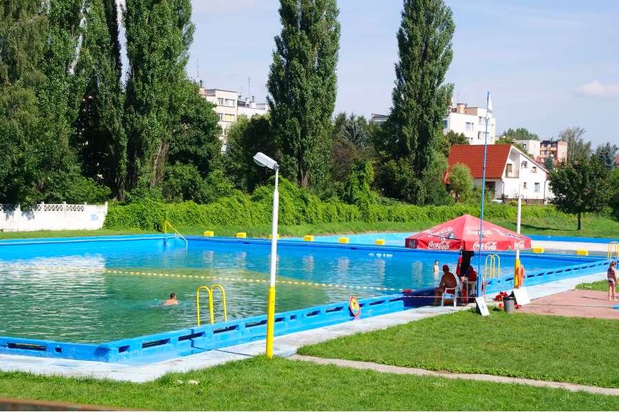 Wakacje bez basenu - Zdjęcie główne