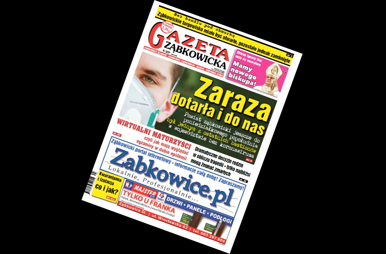 """""""Gazeta Ząbkowicka"""" dziś w kioskach! - Zdjęcie główne"""