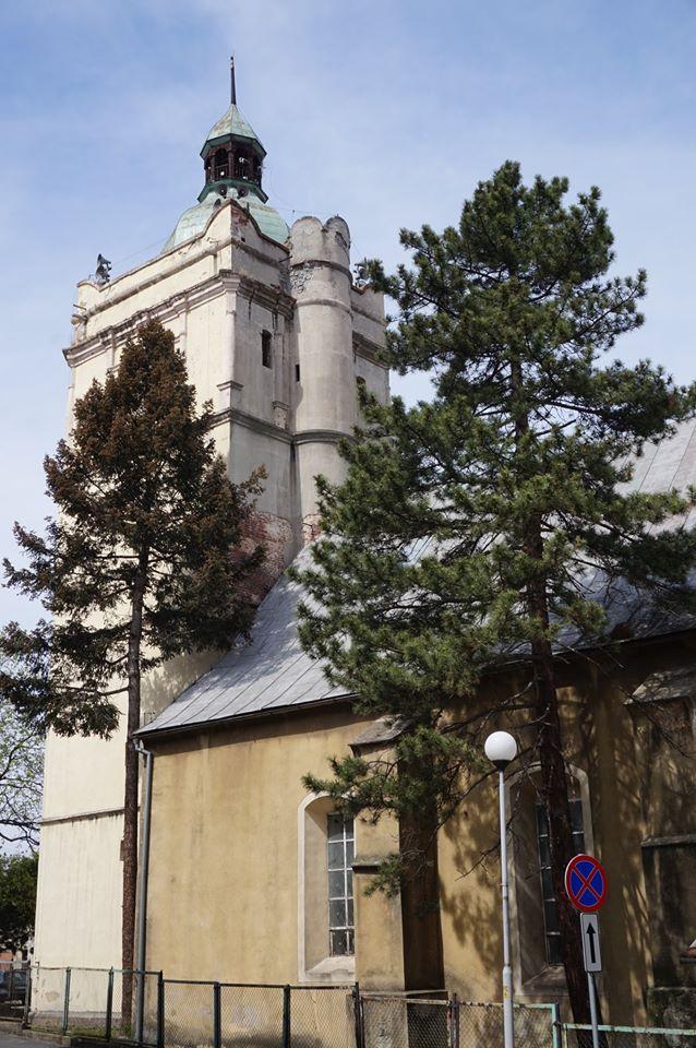 Kościół do remontu - Zdjęcie główne