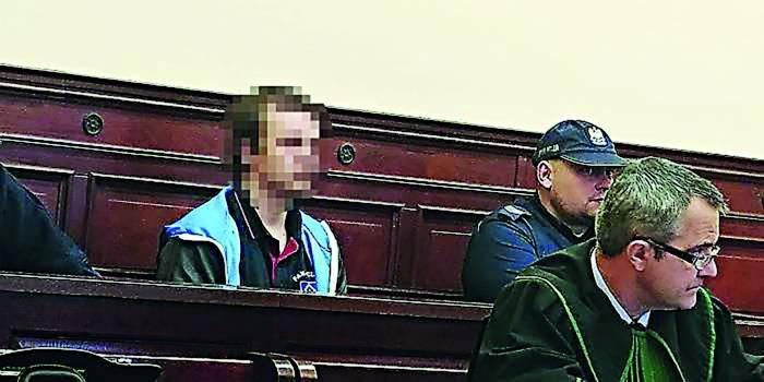 Kamil M. nie spędzi życia za kratami za brutalny mord - Zdjęcie główne