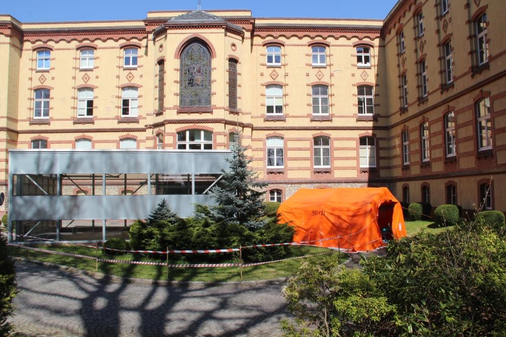 277 tys. zł na szpital i DPS-y - Zdjęcie główne