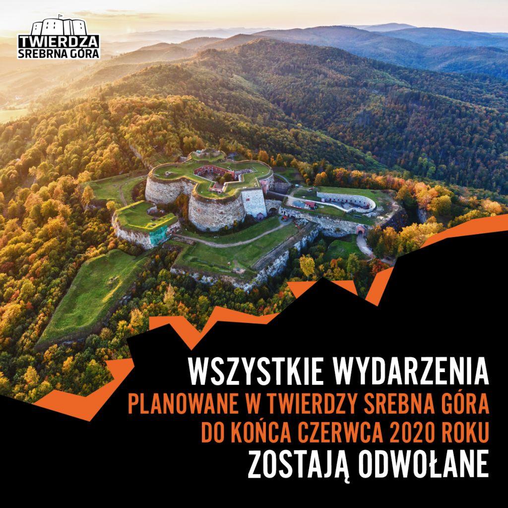 Imprezy w Gminie Stoszowice odwołane do końca czerwca! - Zdjęcie główne