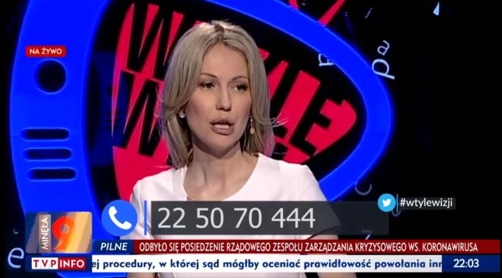 Magdalena Ogórek w TVP o Ząbkowicach - Zdjęcie główne